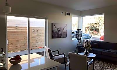 Living Room, 4730 SE Belmont St, 2