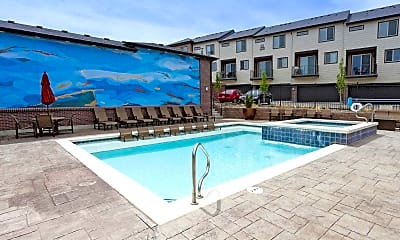 Pool, Regency RidgeGate, 2