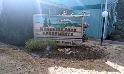 Woodside Park, 1