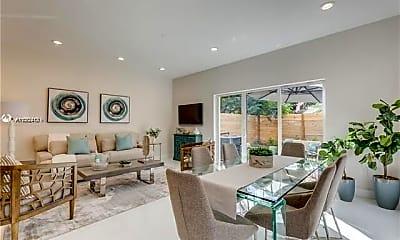 Living Room, 684 NE 43rd St 684, 0