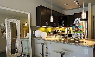 Kitchen, Dwell at Legacy Apartments, 1