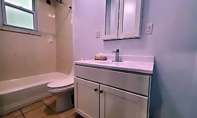 Bathroom, 66 W 18th St, 2