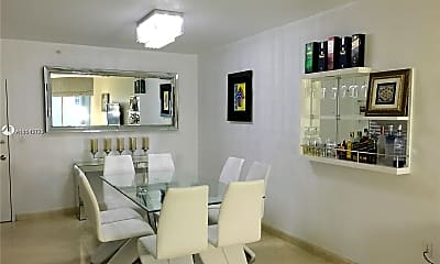 Dining Room, 10275 Collins Ave 1417, 0