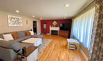 Living Room, 326 Rose Way, 1