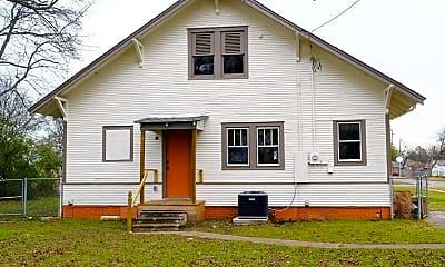 Building, 1302 N Harrison Ave, 1