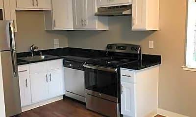 Kitchen, Glen Eyrie Apartments, 2