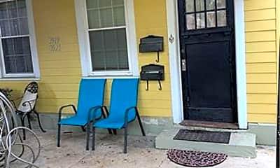 Patio / Deck, 3919 Laurel St D, 0