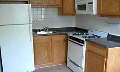 Kitchen, Johnson Court, 2