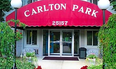 Building, Carlton Park Apartments, 0