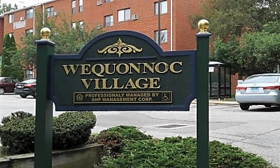 Wequonnoc Village Apartments, 1