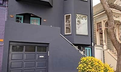Building, 2529 Bryant St, 1