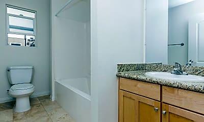 Bathroom, Citrus Court, 2