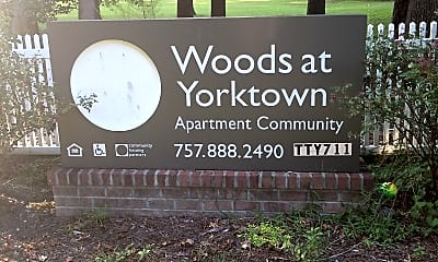 Woods At Yorktown Apartments, 1