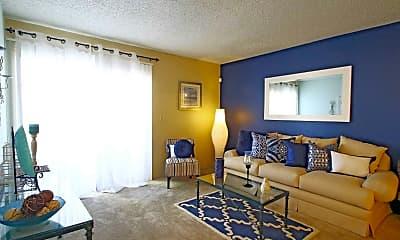 Living Room, Pacific Harbor Sunrise, 0