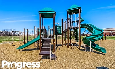 Playground, 6909 Windcrest Lane, 2