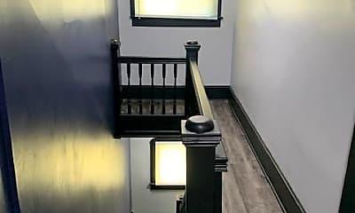 Franklin Stair case corridor.jpg, 349 W Jefferson Street, 2