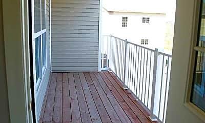 Patio / Deck, Westport Cove Condos, 1
