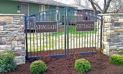 Community Signage, Stonegate Cottages, 0