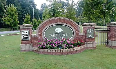 Farmington Woods Apartments, 1