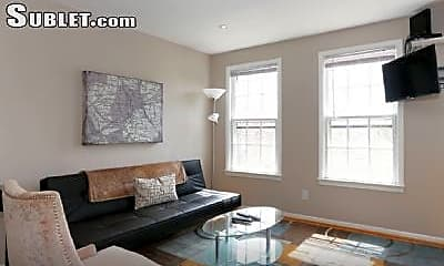Living Room, 2517 P St NW, 0