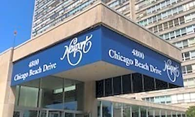Building, 4800 S Chicago Beach Dr, 0