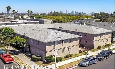 Building, 970 N Serrano Ave, 2