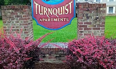 Turnquist Apartments, 1