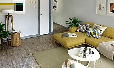 Living Room, Urban Flats, 1