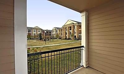 Patio / Deck, Emory Senior Living, 2