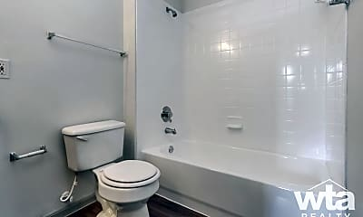 Bathroom, 3000 N Lakeline Blvd, 1