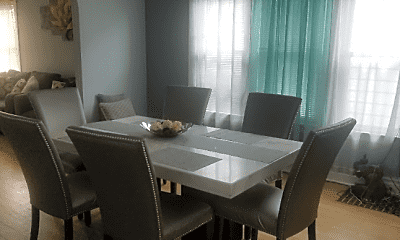 Dining Room, 6240 W Warwick Ave, 1