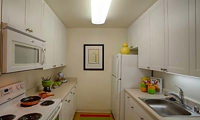 Kitchen, eaves Diamond Heights, 1
