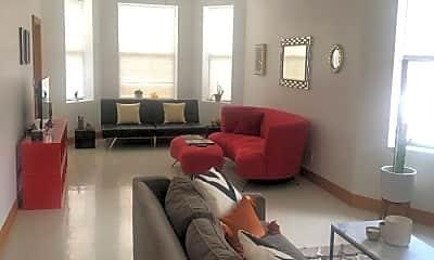 Living Room, 3217 W Cortez St, 1