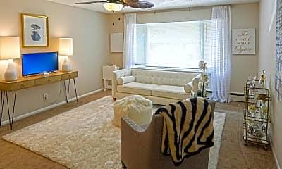 Living Room, Wayzata Lake Apartments, 0