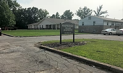 Waynedale Village, 1
