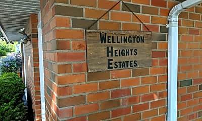 Wellington heights estates, 1