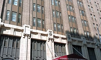 Patten Towers, 1