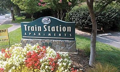 TRAIN STATION APARTMENTS, 1