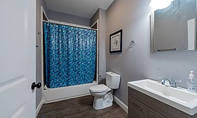 Bathroom, Room for Rent -  a 10 minute walk from Ashby Trans, 1