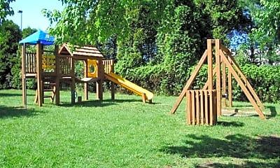 Playground, North Arch Village, 2