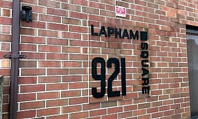 Lapham Square, 1