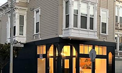 Building, 501 Broderick St, 0