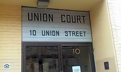 Union Court Apartments, 1