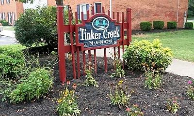 Tinker Creek Manor Townhomes, 1