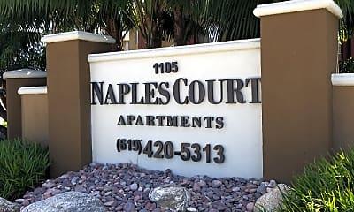 Naples Court, 1