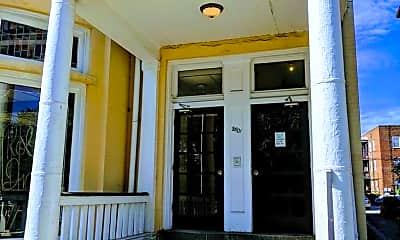 Building, 2601 Park Ave, 1