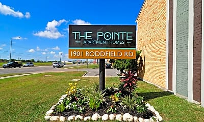 Community Signage, The Pointe, 1