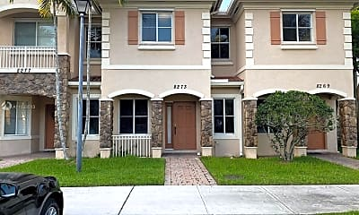 Building, 8273 SW 25th Ct 107, 0