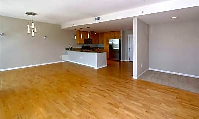 Living Room, 4909 Laclede Ave 1105, 1