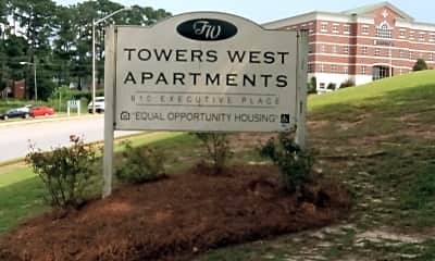 Towers West, 1